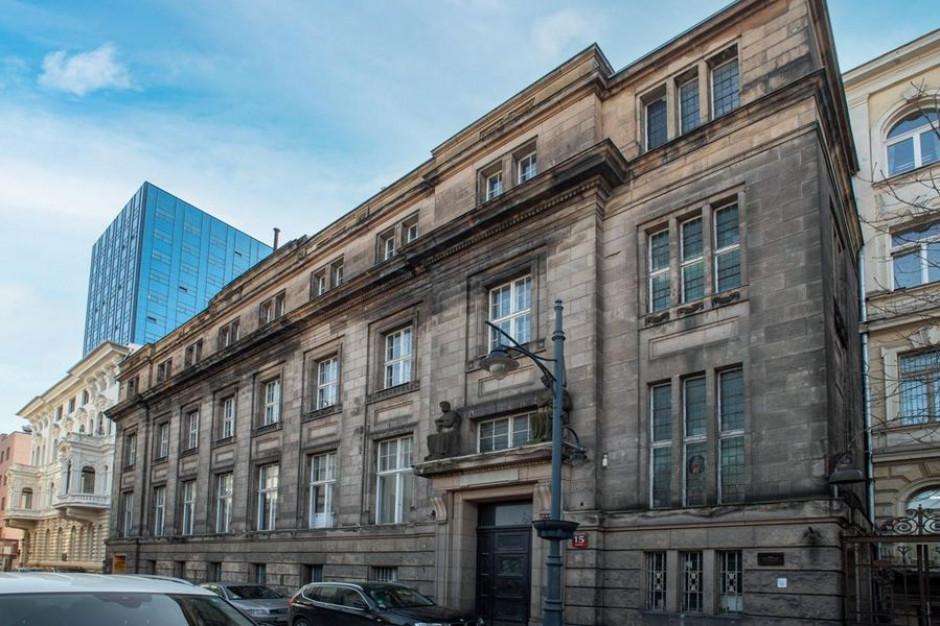Kamienica po rewitalizacji będzie służyć samorządowi województwa łódzkiego