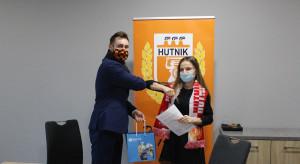 Galeria Młociny zagra z Hutnikiem Warszawa