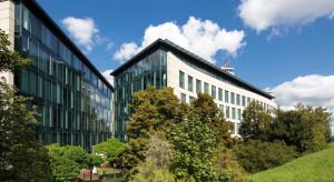 Agencja nieruchomości zajmuje biura w Riverside Park