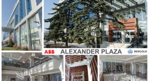 ABB dłużej w Alexander Plaza w Łodzi