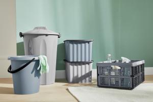 Lidl z domowymi artykułami z plastiku z recylingu