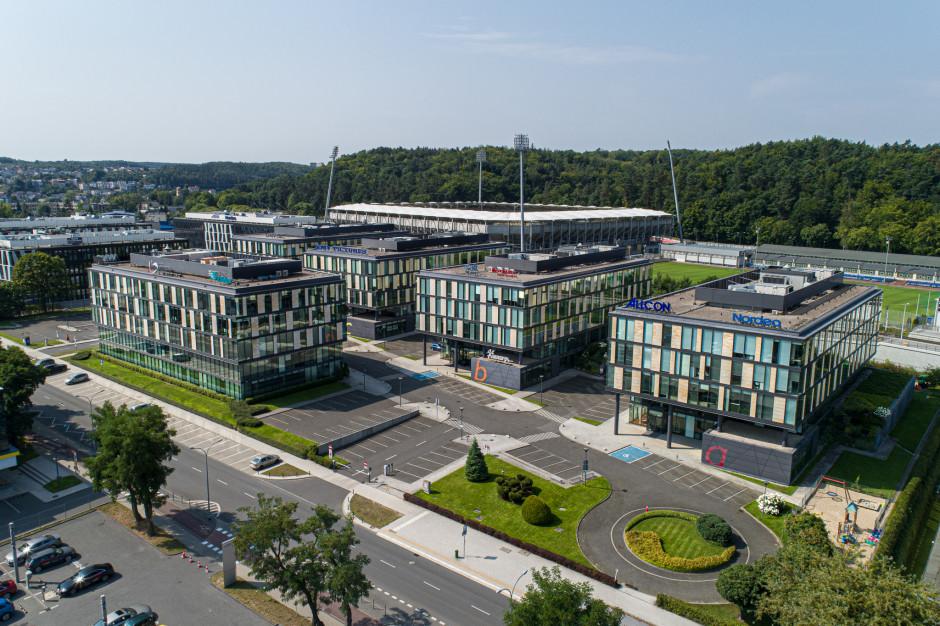 AXN dobrze się czuje w gdyńskim kompleksie Łużycka Office Park