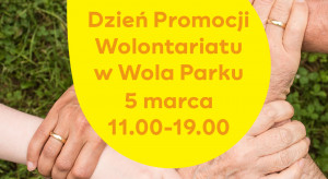 Wola Park promuje wolontariat