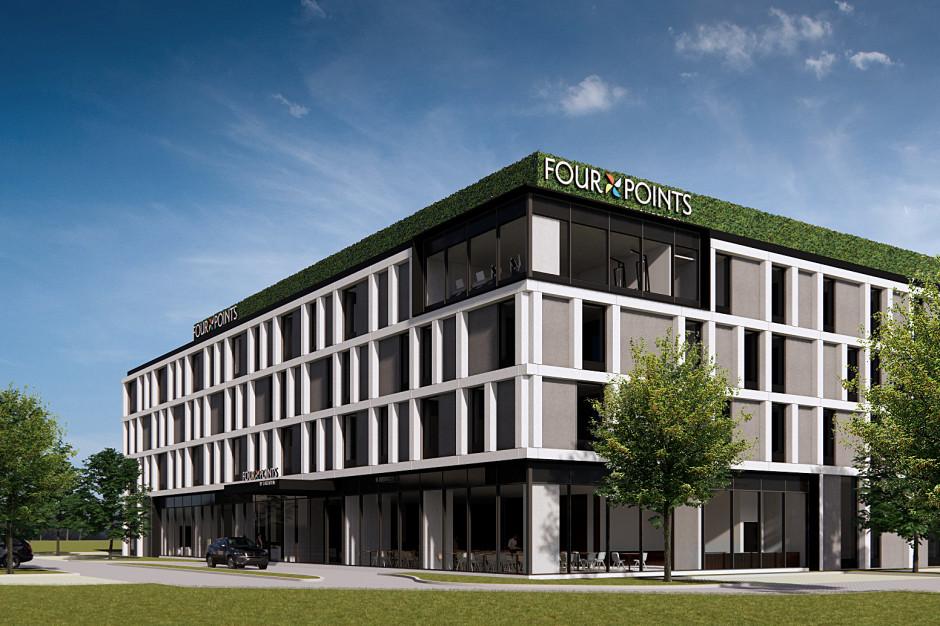 Four Points by Sheraton po raz drugi. HotelAG startuje z nowym projektem w Gdańsku