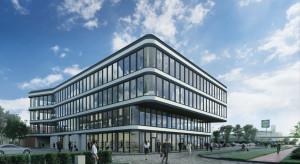 Nowy biurowiec w sąsiedztwie Galerii Bałtyckiej