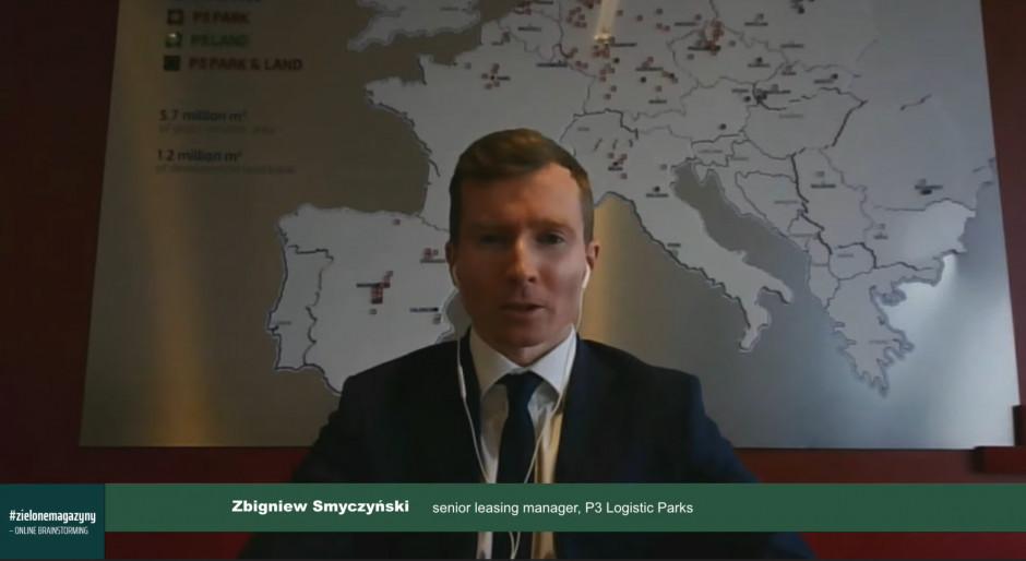 Zbigniew Smyczyński - Senior Leasing Manager w P3 Logistic Parks