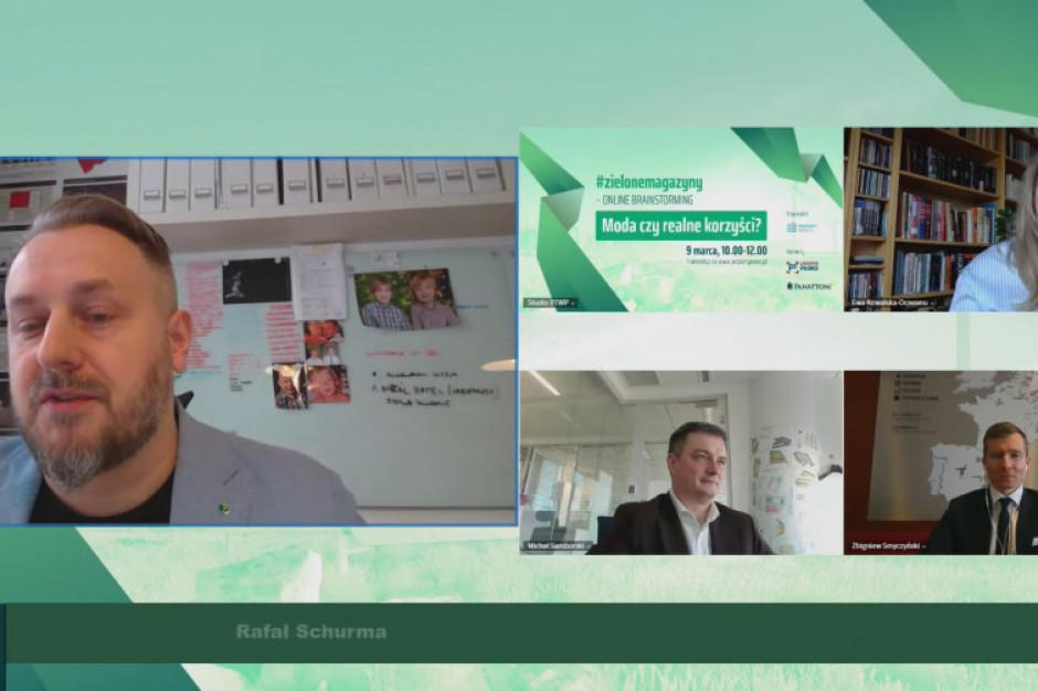 Online brainstorming #zielonemagazyny: Zobacz retransmisję