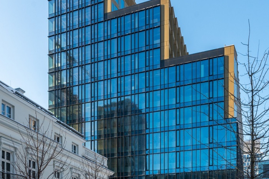 Echo Investment sprzedaje budynek Biura przy Willi za 86,7 mln euro