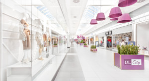 Centrum handlowe DL City w nowej odsłonie