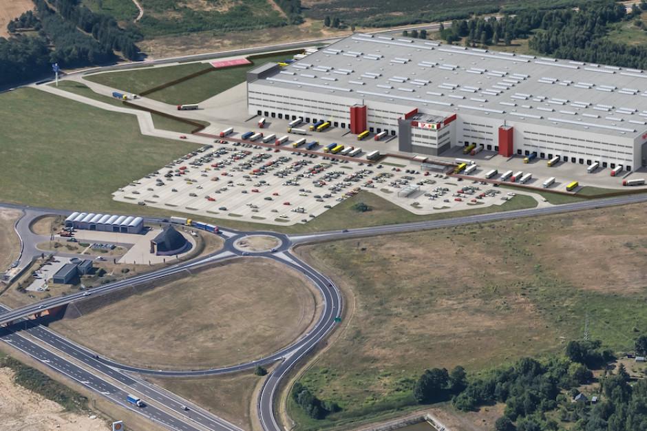 Właściciel TK Maxx inwestuje w największe centrum dystrybucyjne na Starym Kontynencie