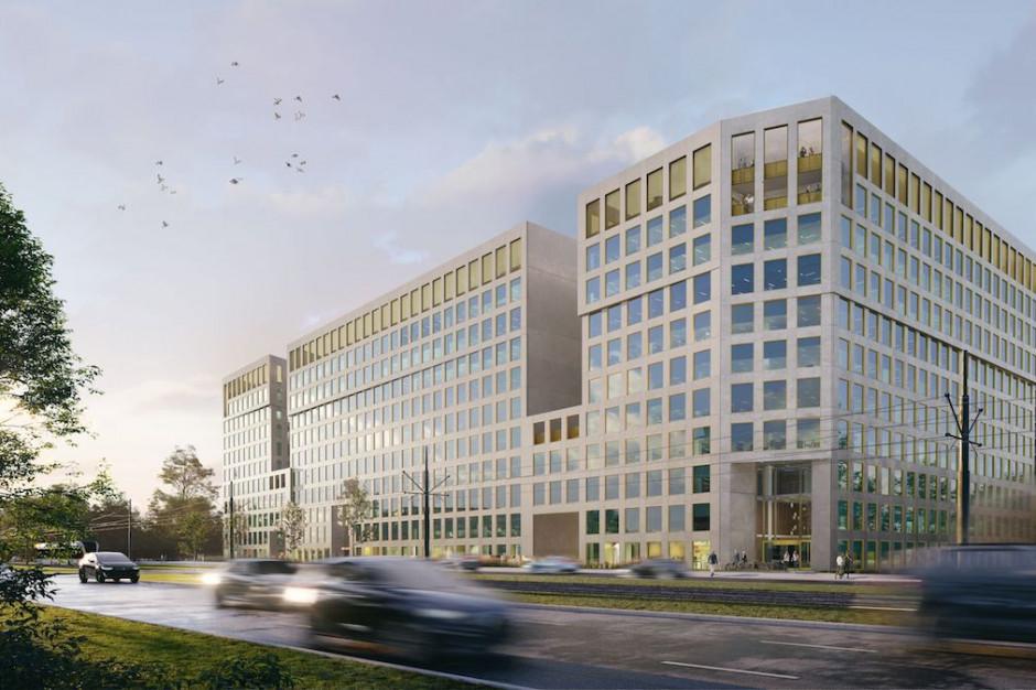 Echo Investment wystartowało z budową biurowca Brain Park w Krakowie