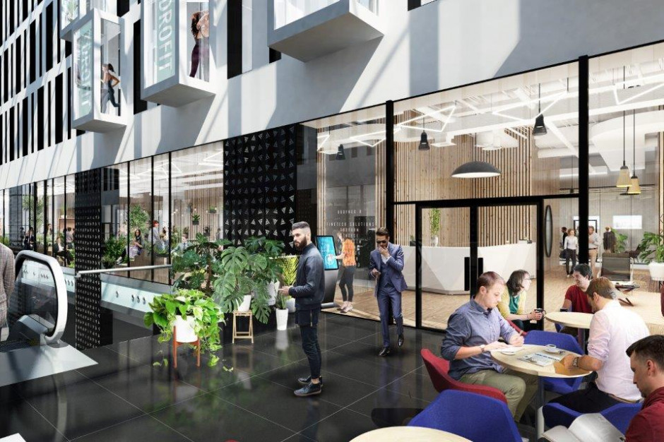 Plac Unii w Warszawie do modernizacji. Będzie więcej powierzchni biurowej