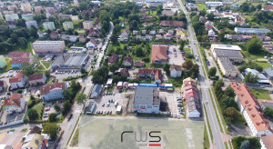 Nowe Miasto z parkiem handlowym od Grupy RWS