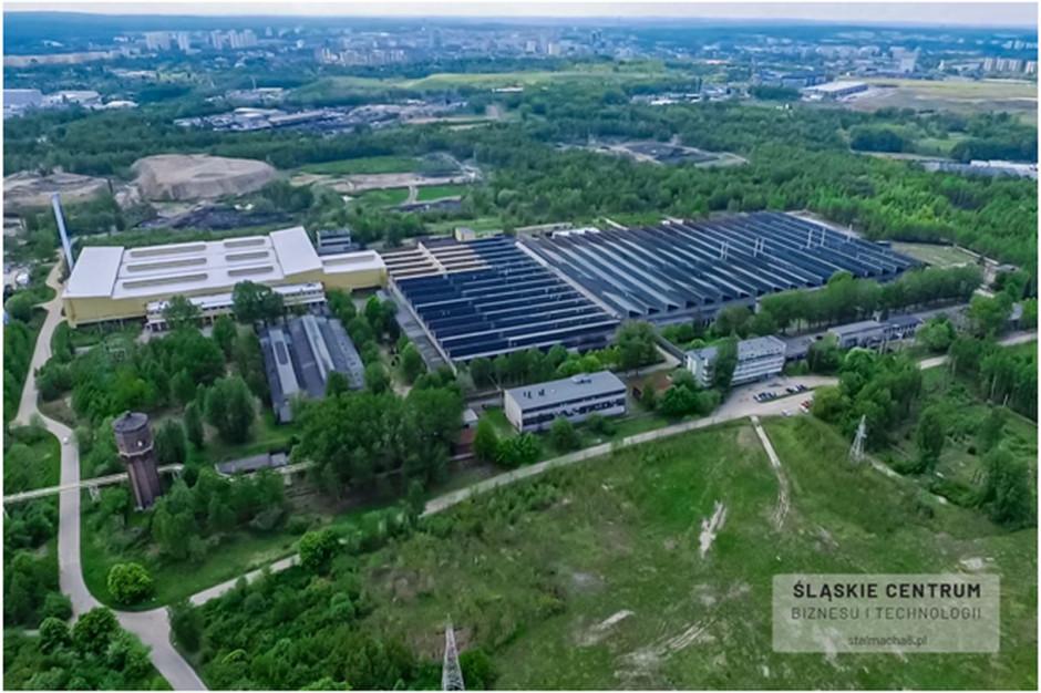 Rośnie Śląskie Centrum Biznesu i Technologii w Siemianowicach Śląskich