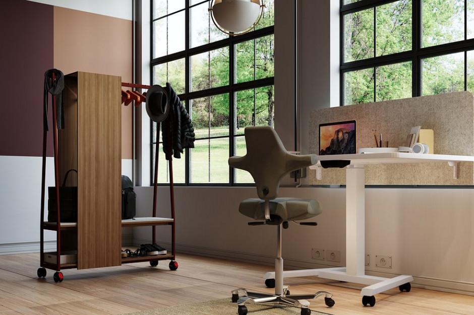 Optymistyczne raporty dla branży mebli biurowych