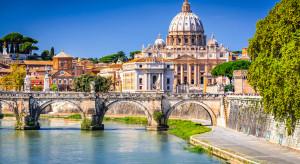 Lockdown w Rzymie w Wielkanoc to 200 mln euro strat dla branży turystycznej