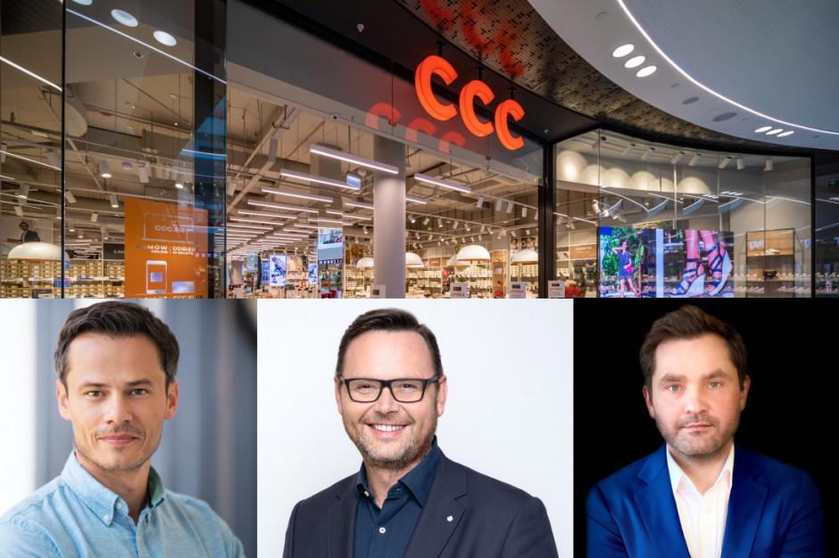 Adam Holewa, Igor Matus i Kryspin Derejczyk dołączają do zarządu CCC