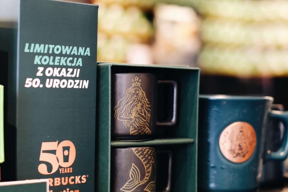 Tak Starbucks świętuje pięćdziesiątkę