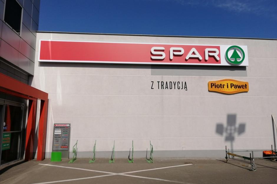 Spar z nowymi sklepami w Poznaniu i Pacanowie