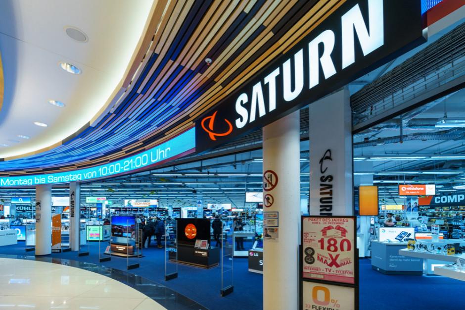 Media Markt i Saturn redukują koszty