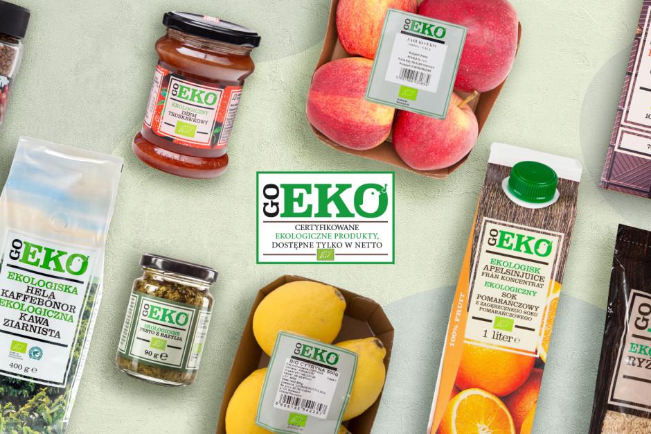 Netto zwiększa liczbę eko i bio produktów