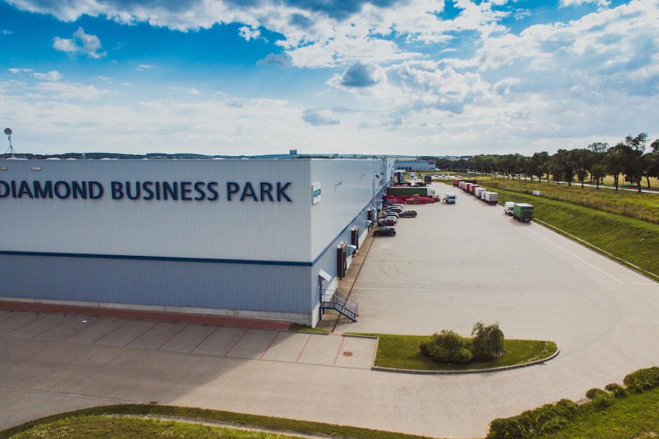 Skandynawowie przedłużają umowę w Diamond Business Park Stryków