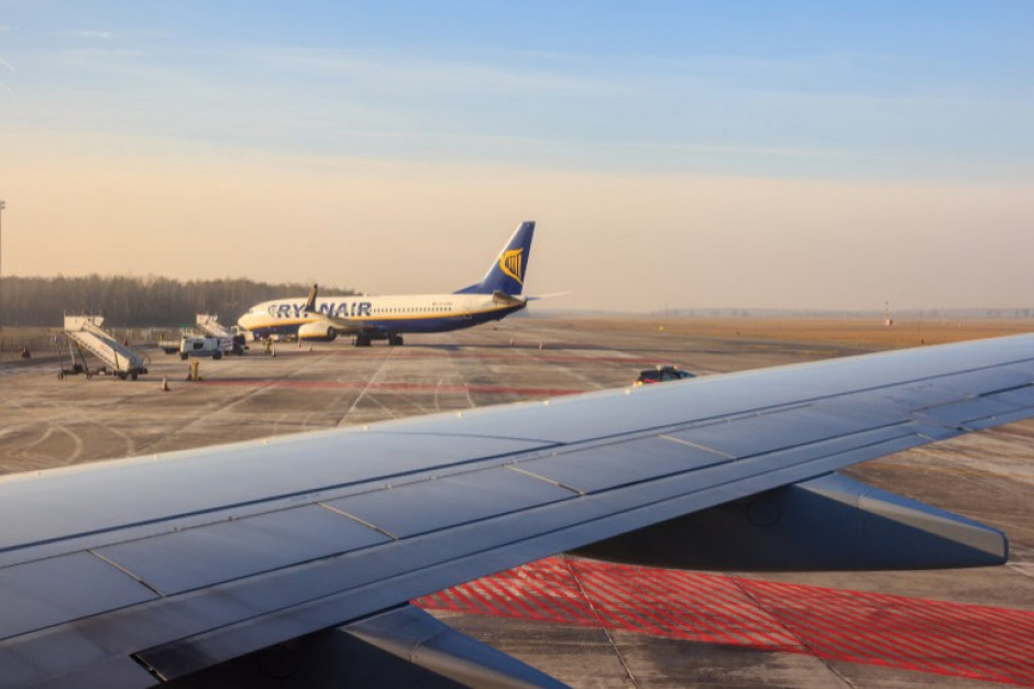 Połączenie kolejowe lotniska w Jasionce z Rzeszowem uplasuje port lotniczy w europejskiej czołówce