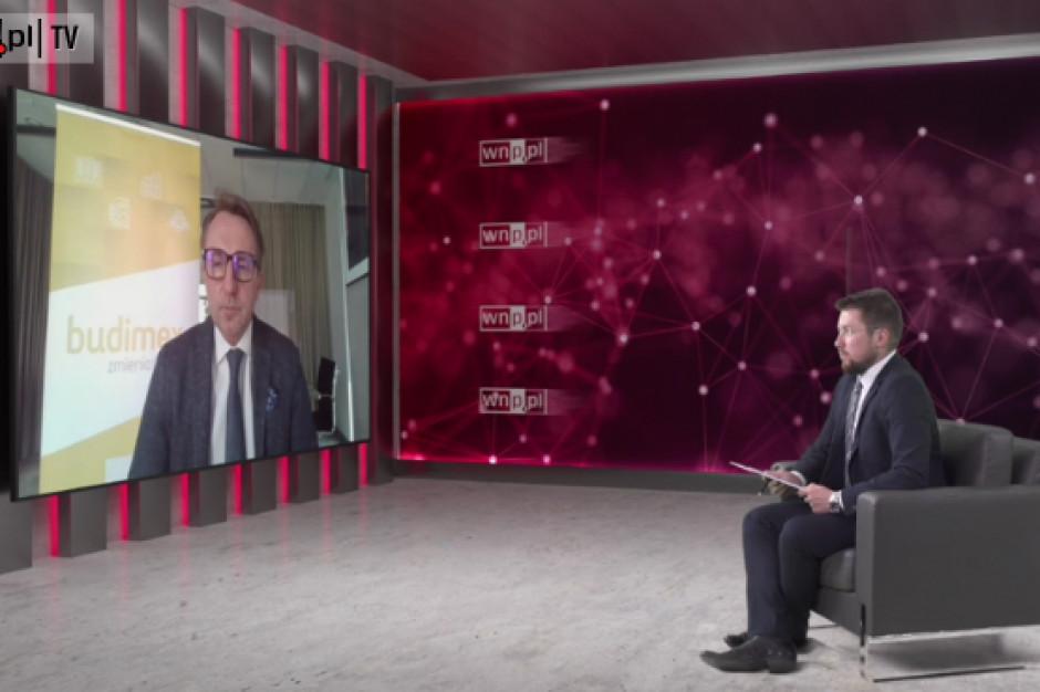 Dariusz Blocher o zmianach w Budimeksie