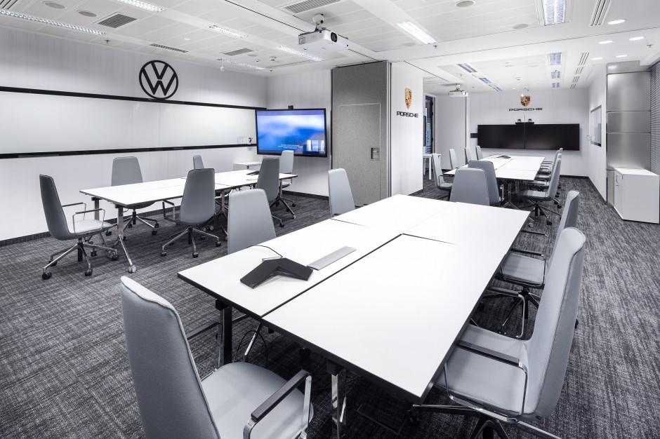 VW Warszawa, realizacja Interbiuro, fot. Szymon Polański