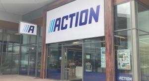Action pod nowym adresem