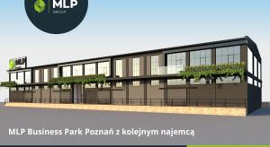 Więcej logistyki w MLP Business Park Poznań