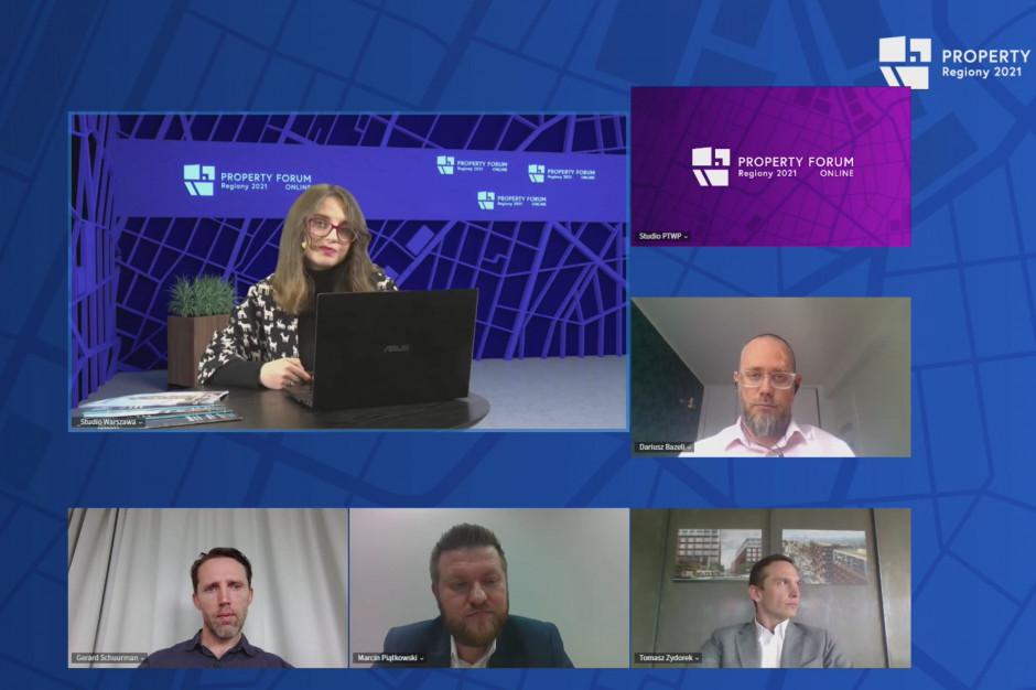 Property Forum Regiony 2021: Nadchodzi era Młodego Miasta, a mixed-use czeka renesans