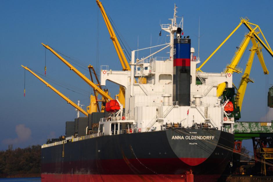 Porty w Szczecinie i Świnoujściu na fali wzrostu przeładunków