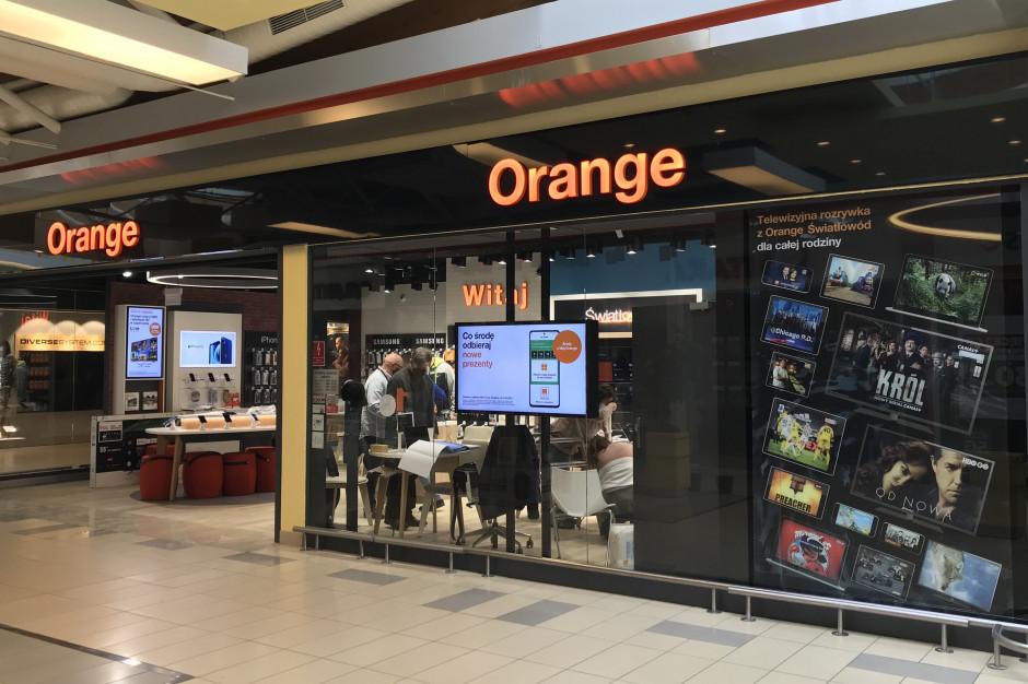 Orange dołączył do najemców CH Auchan Sosnowiec