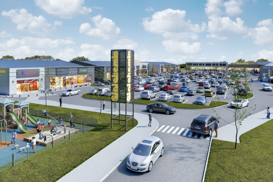 Retail park Stalchemia w Siedlcach skusił Pepco, Action i Sinsay