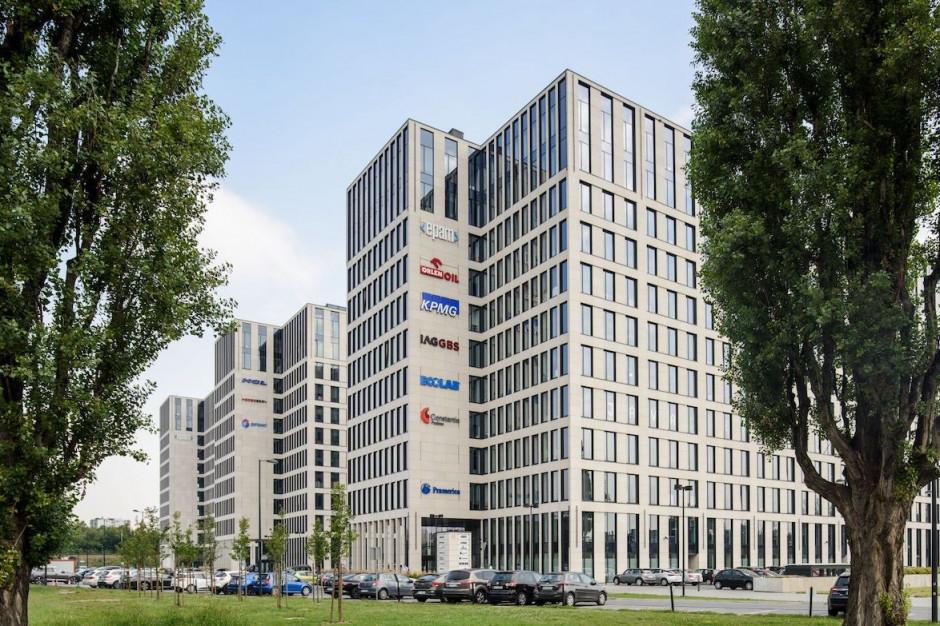 Biurowiec O3 Business Campus z certyfikatem