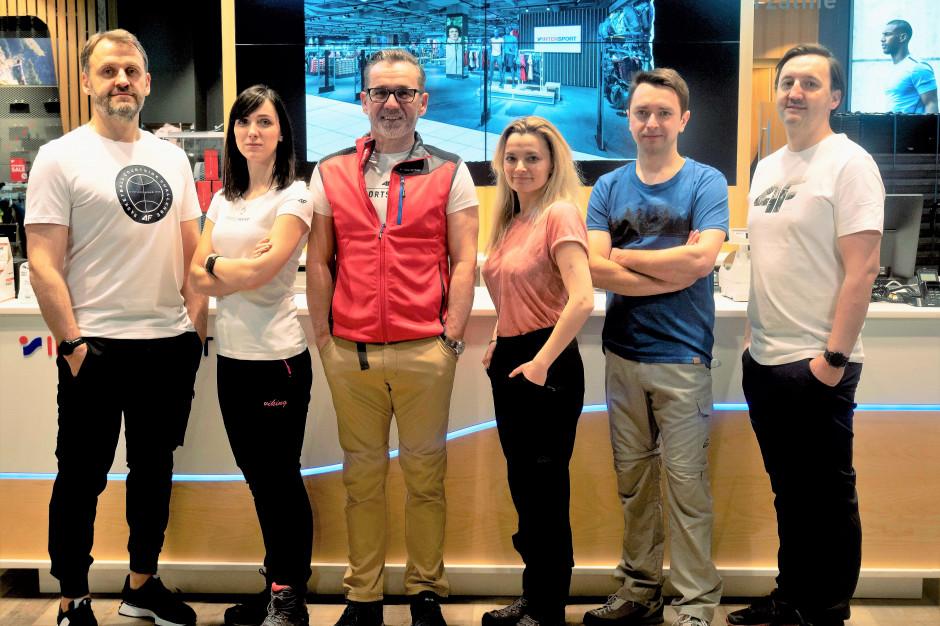 Sportowa spółka rekrutuje i stawia na dynamiczny rozwój