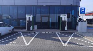 GreenWay uruchomił kolejny hub ładowania aut elektrycznych