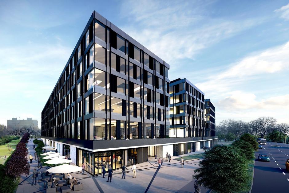 Warimpex ma zielone światło na budowę kompleksu biurowego w Białymstoku