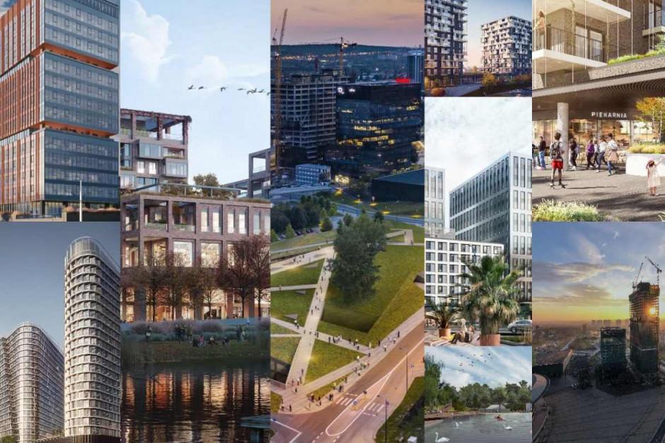Nowe biurowce, hotele, osiedla - sprawdzamy, co buduje się w Katowicach
