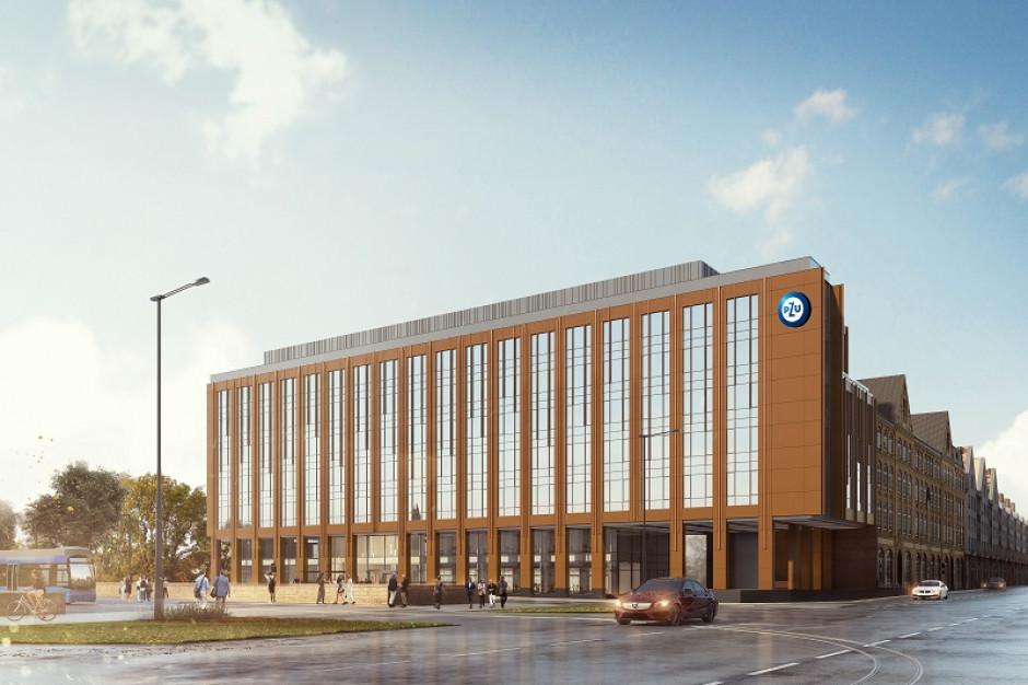 PZU buduje we Wrocławiu Bramę Oławską