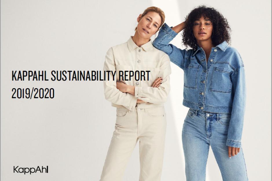 Zrównoważony rok oczyma Kappahl. Firma publikuje raport
