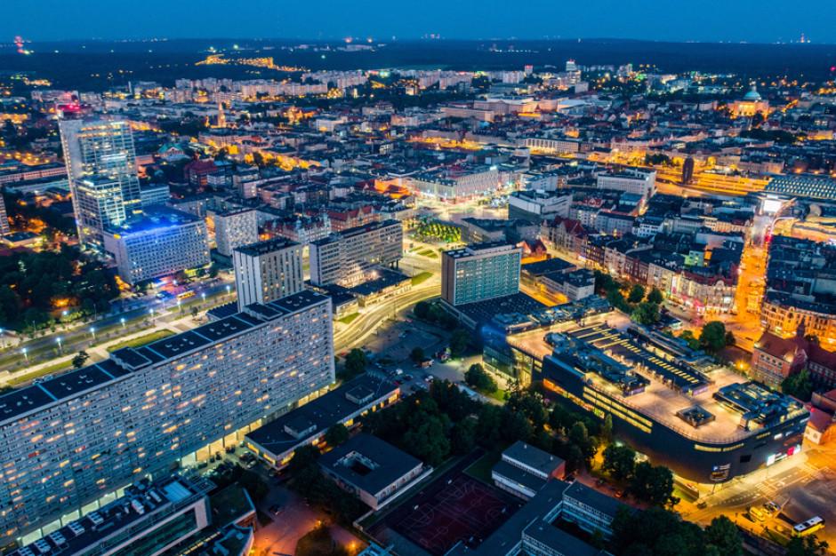 Silesia for Business zamrożona