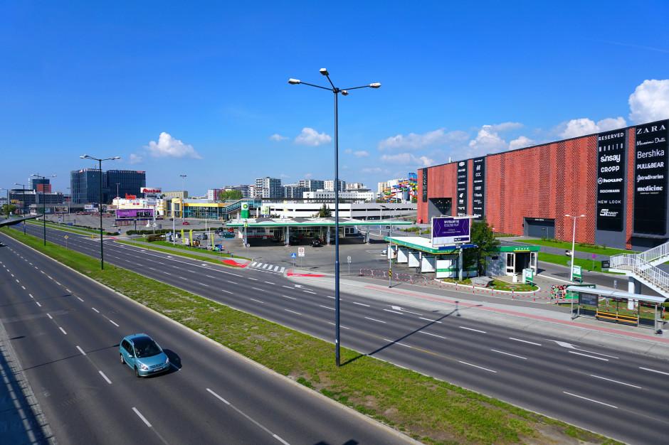 Handel czy biura? Co powstanie obok centrum handlowego Serenada w Krakowie