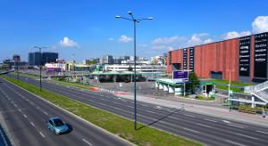 Działka przy centrum handlowym Serenada w Krakowie wystawiona na sprzedaż