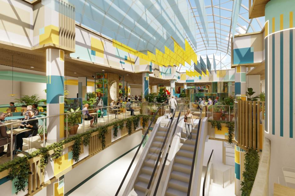 Atrium Reduta zapewni nową jakość na rynku centrów handlowych stolicy
