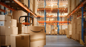 Katowickie lotnisko realizuje przesyłki dla Amazona. Wzrost cargo