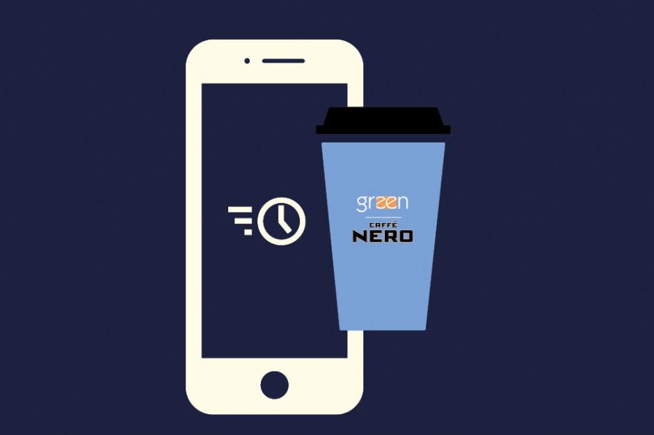 Green Caffè Nero z pionierską usługą na rynku kawiarnianym w Polsce