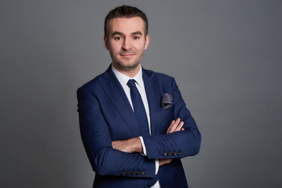 Ze świata biznesu i nieruchomości do UM w Łodzi. Nowy dyrektor Biura Rozwoju Gospodarczego i Współpracy Międzynarodowej