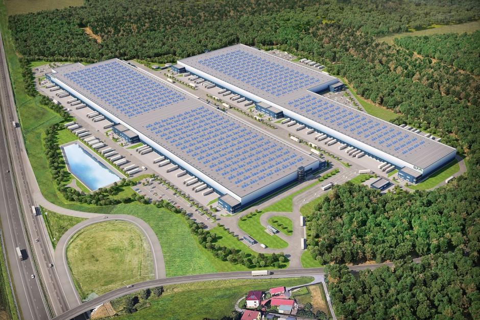 Grupa Schneider pierwszym najemcą GLP Lędziny Logistics Centre